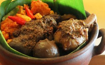 Gudeg Jogja - Indonesian Jack-fruit Stew