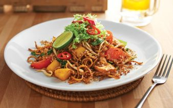 Mee Goreng Mamak - Malaysian Fried Noodle Recipe