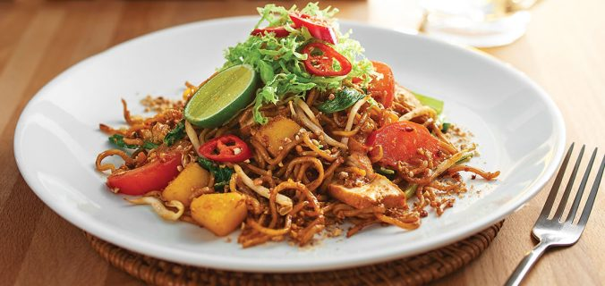 Mee Goreng Mamak - Malaysian Fried Noodle Recipe