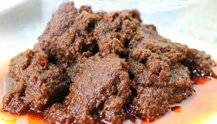 Tender Rendang Padang Minangkabau Original Recipe