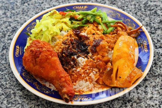 Nasi Kandar - The Popular Malaysian Nasi Kandar Recipe