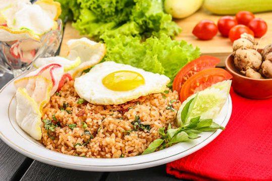 Nasi Goreng - Indonesian Fried Rice Recipe